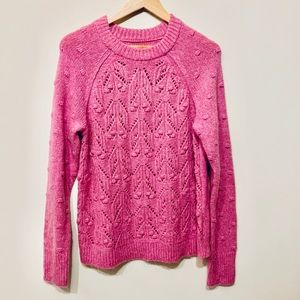 Sonoma The Supersoft Sweater in Wisteria sz M NWT